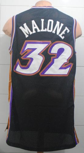 camiseta nba utah jazz, #32 malone, nueva!