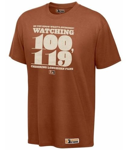 camiseta ncaa original texas longhorns ¡envío gratis!