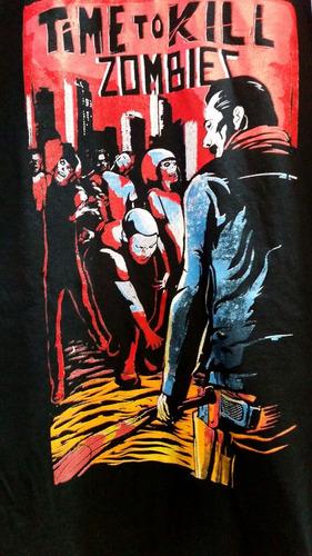 camiseta negan the walking dead