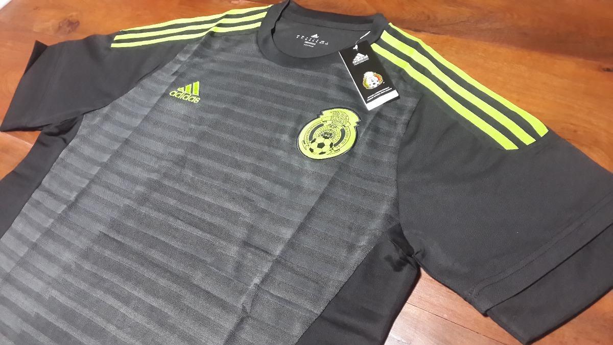 camiseta negra- seleccion mexico. Cargando zoom. 8e8a1bdbc0469