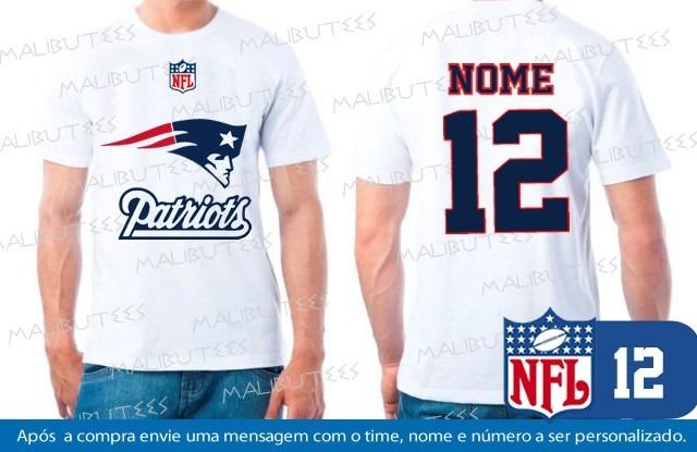 883e3266e camiseta new england patriots nfl futebol americano time · camiseta futebol  americano. Carregando zoom.