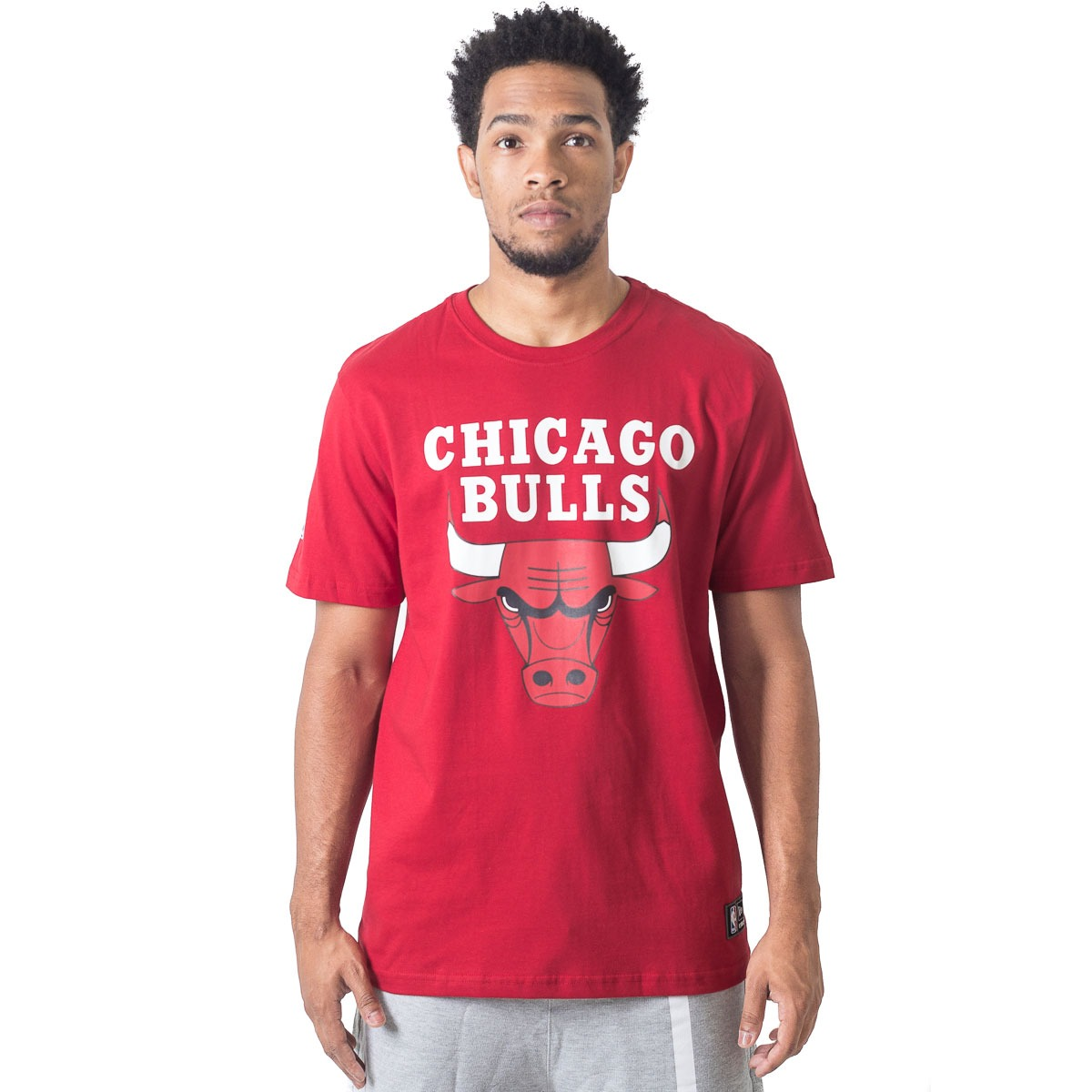 camiseta new era chicago bulls vermelha - nba. Carregando zoom. ea63229af7ffd
