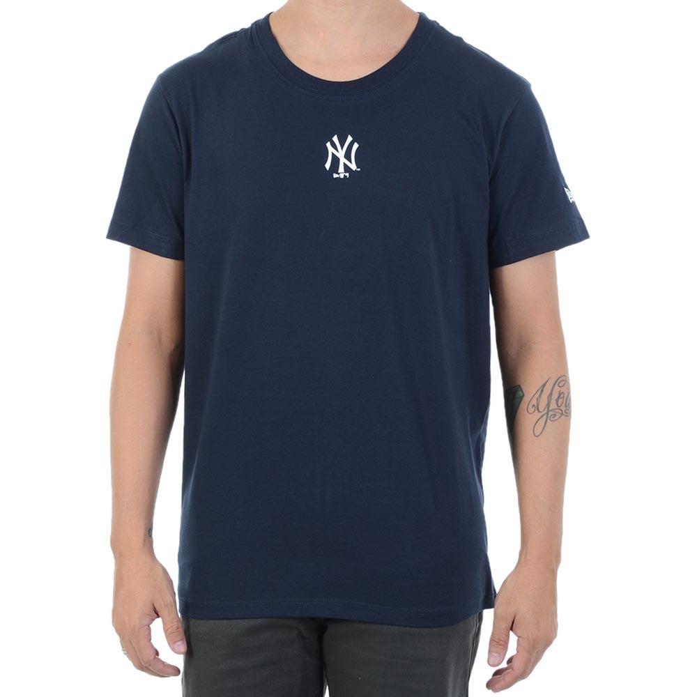 camiseta new era mini logo new york yankees marinho. Carregando zoom. 298e4291792