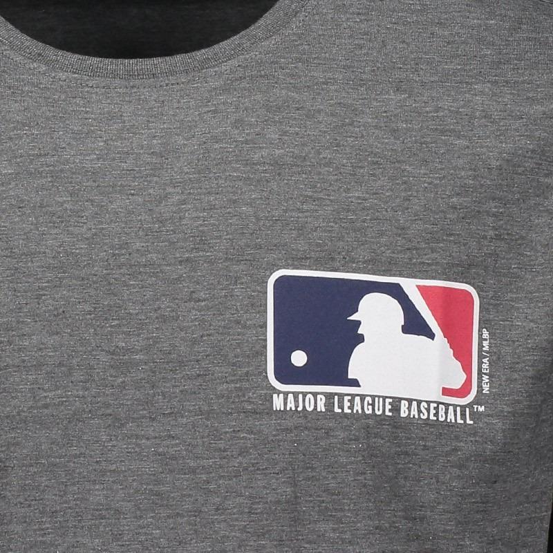 camiseta new era mlb logo cinza mescla. Carregando zoom. 677d2c0eace