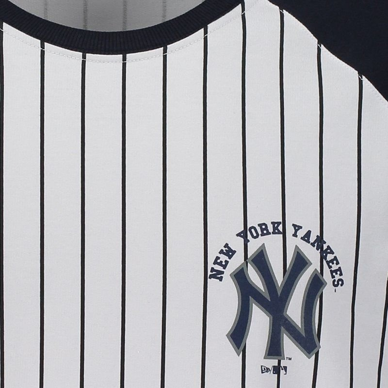 camiseta new era mlb new york yankees listrada. Carregando zoom. f0ee91c820a