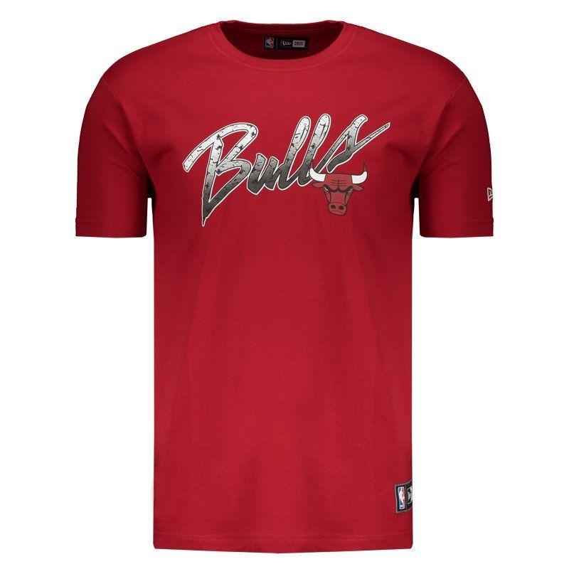 camiseta new era nba chicago bulls mascote. Carregando zoom. 0efa8a6392a14
