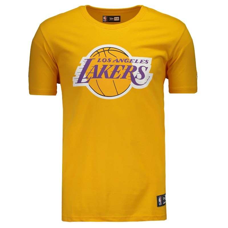 camiseta new era nba los angeles lakers. Carregando zoom. da75cf17e81