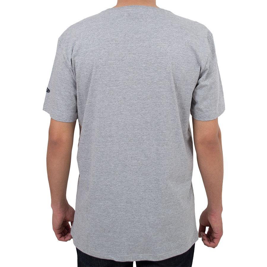 camiseta new era new york yankees mini logo cinza. Carregando zoom. 69db543f43c