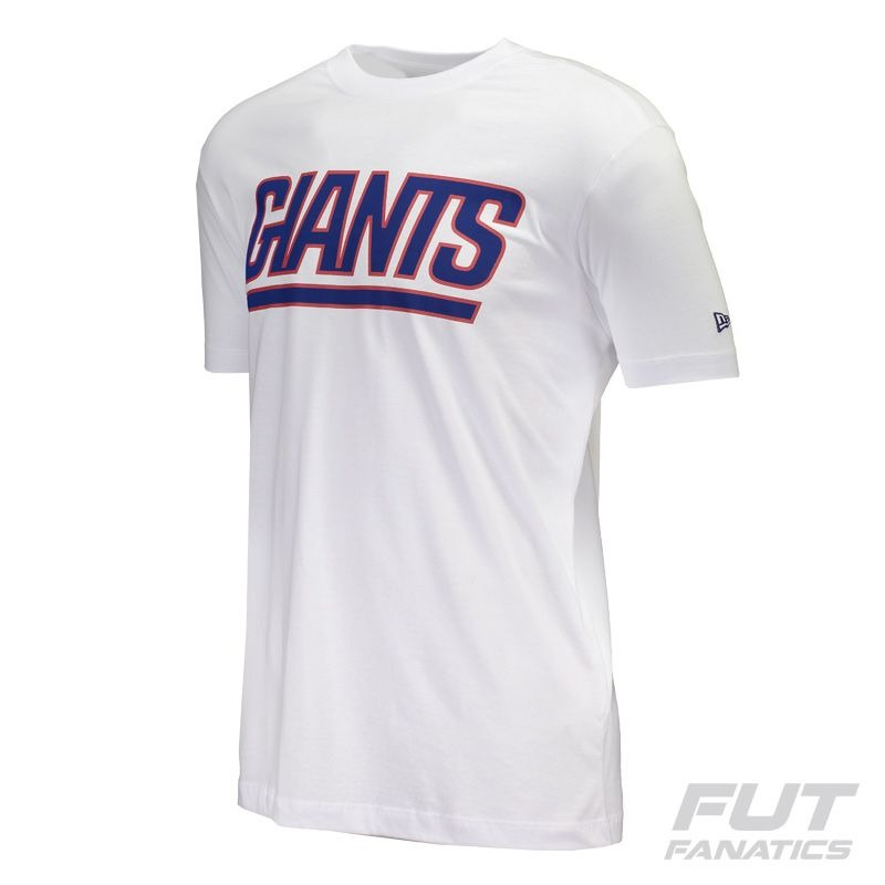 camiseta new era nfl new york giants branca - futfanatics. Carregando zoom. 95222e36809
