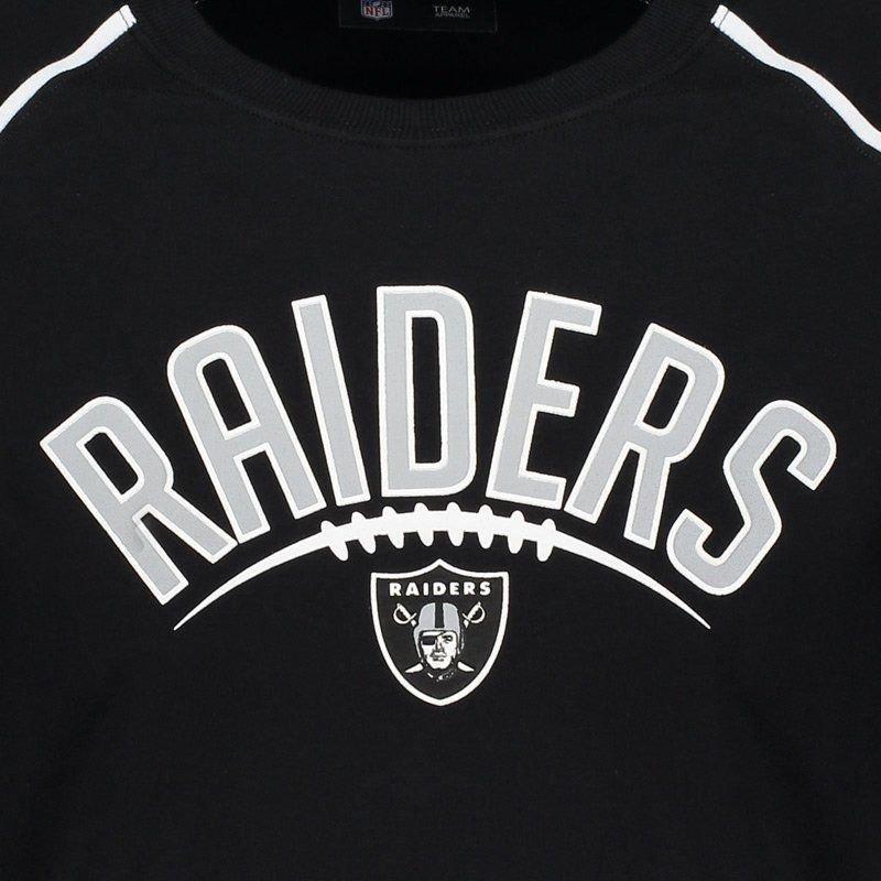 4196eda57 camiseta new era nfl oakland raiders preta e branca. Carregando zoom.