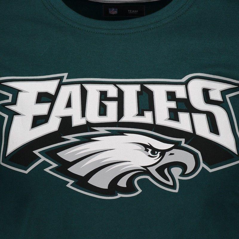 camiseta new era nfl philadelphia eagles. Carregando zoom. c81947ad7d890