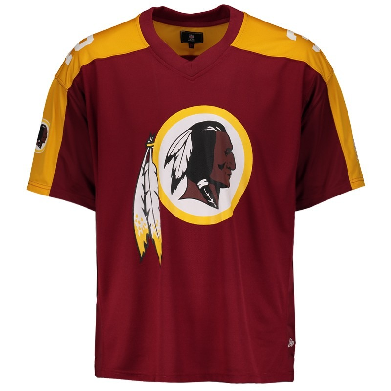 11c3c8ce1 camiseta new era nfl washington redskins vinho. Carregando zoom.