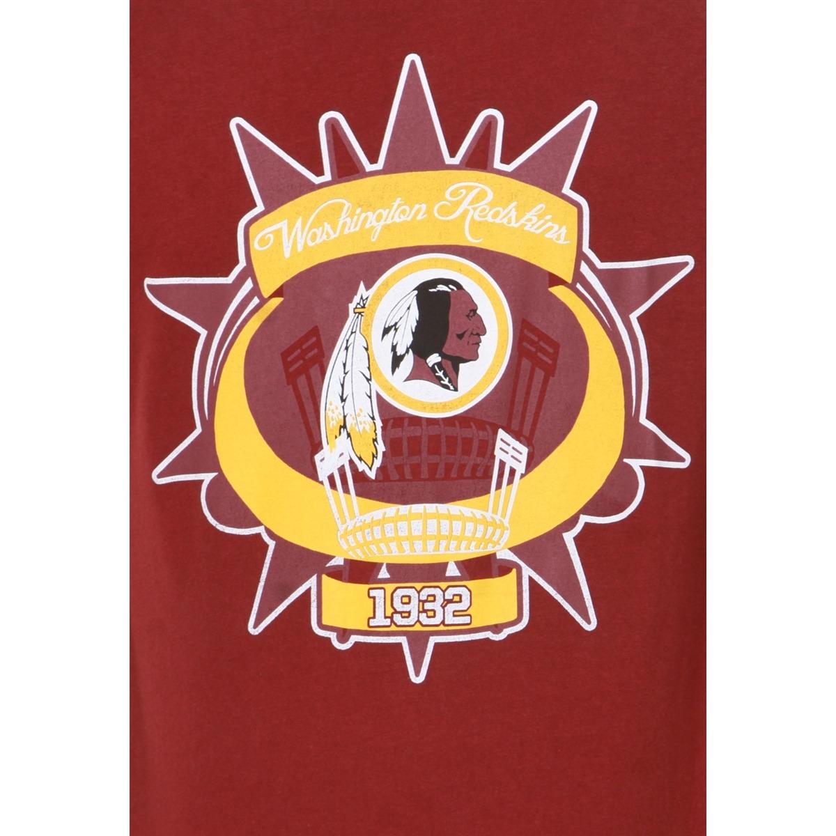 camiseta new era vintage stadium nfl washington redskins. Carregando zoom. 40ec050b19a