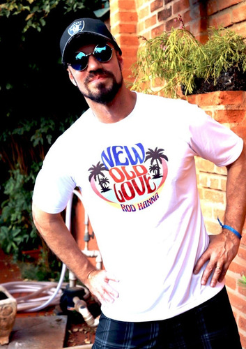 camiseta new old love rod hanna