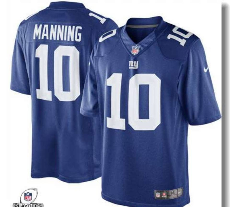 2fb71dfabf camiseta nfl eli manning new york giants. Cargando zoom.