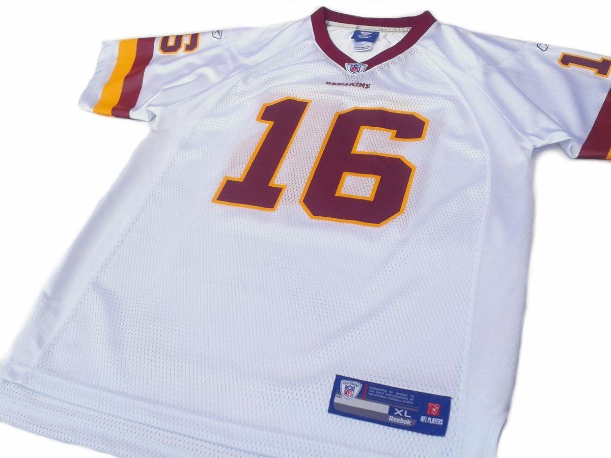 2f7abb403461d camiseta nfl futbol americano redskins reebok original s m. Cargando zoom.