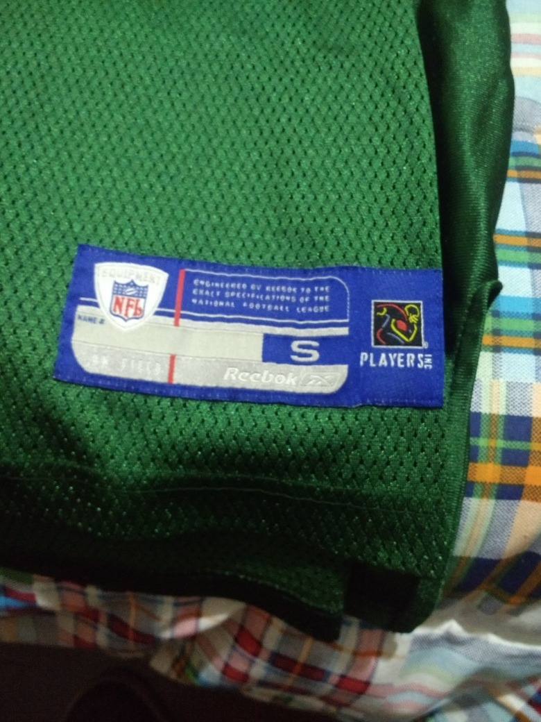 82ced2db6b72c camiseta nfl green bay packers - reebok  50 hawk. Cargando zoom.