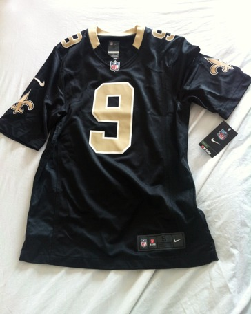 dd30840f8f7e2 Camiseta Nfl Original New Orleans Saints-drew Brees -   1.799