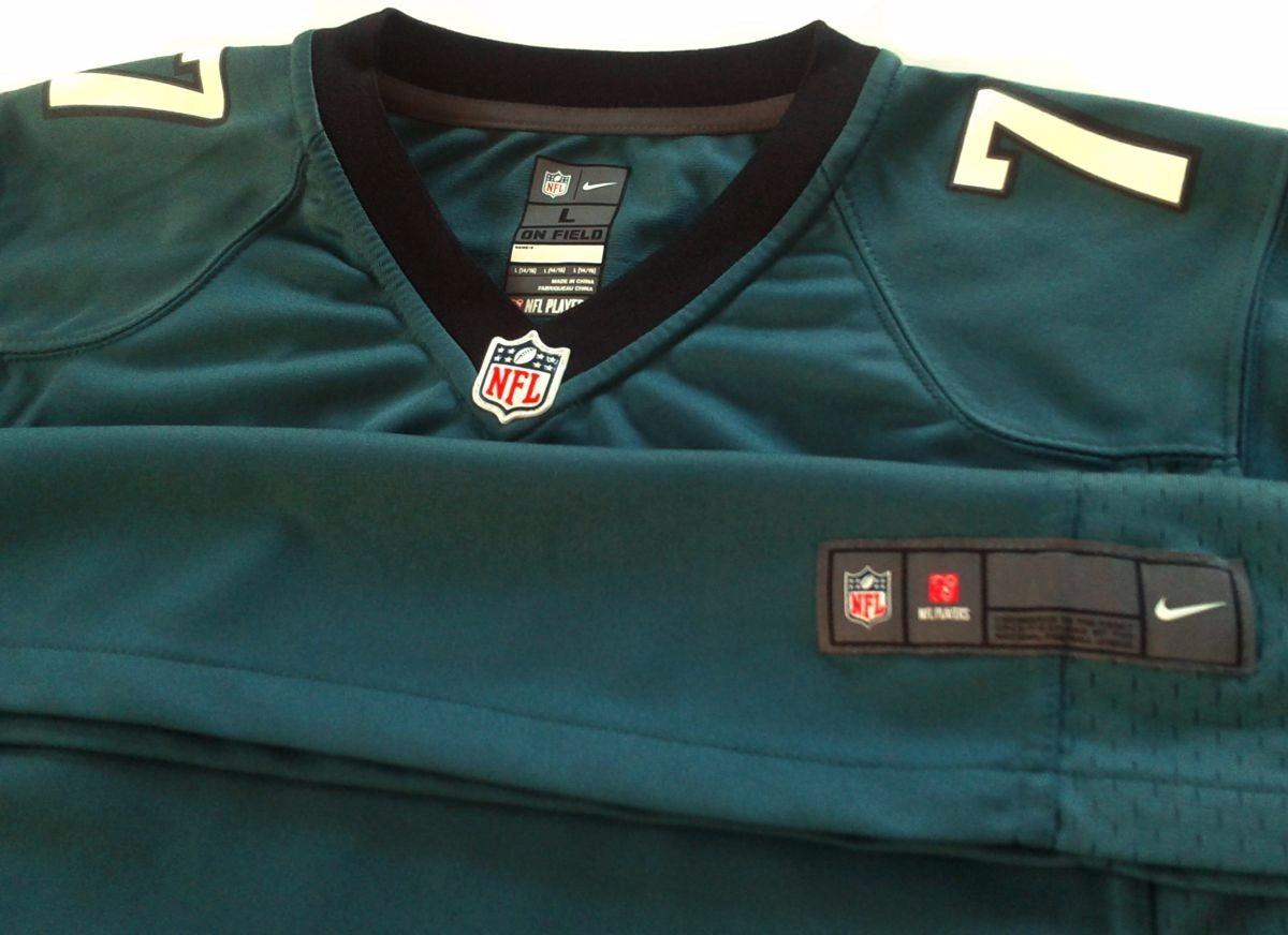 camiseta nfl philadelphia eagles  7 vick futbol americano s. Cargando zoom. 4a983368f261a