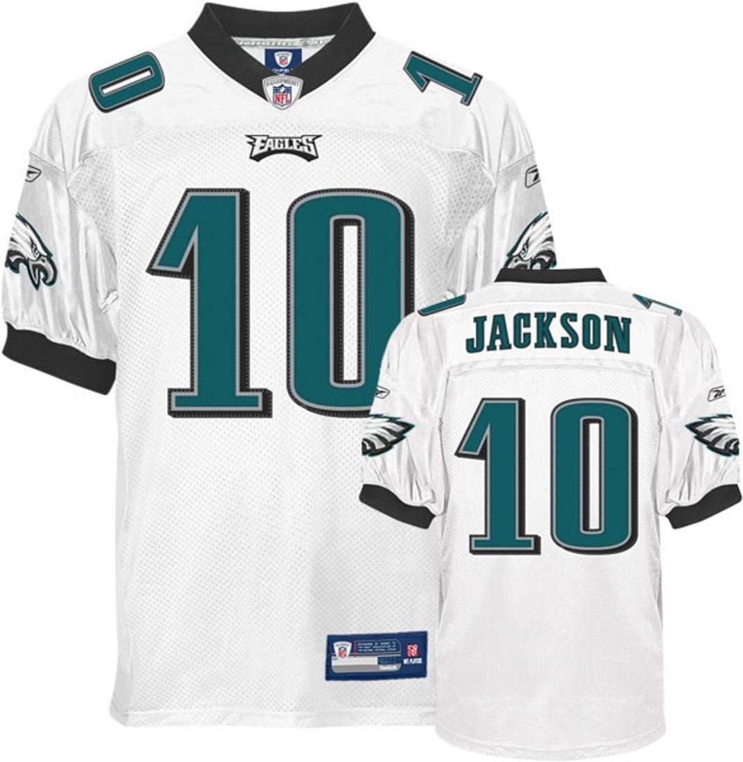 camiseta nfl reebok philadelphia eagles jackson 14 15 años. Cargando zoom. 3efe5e6fb23d1