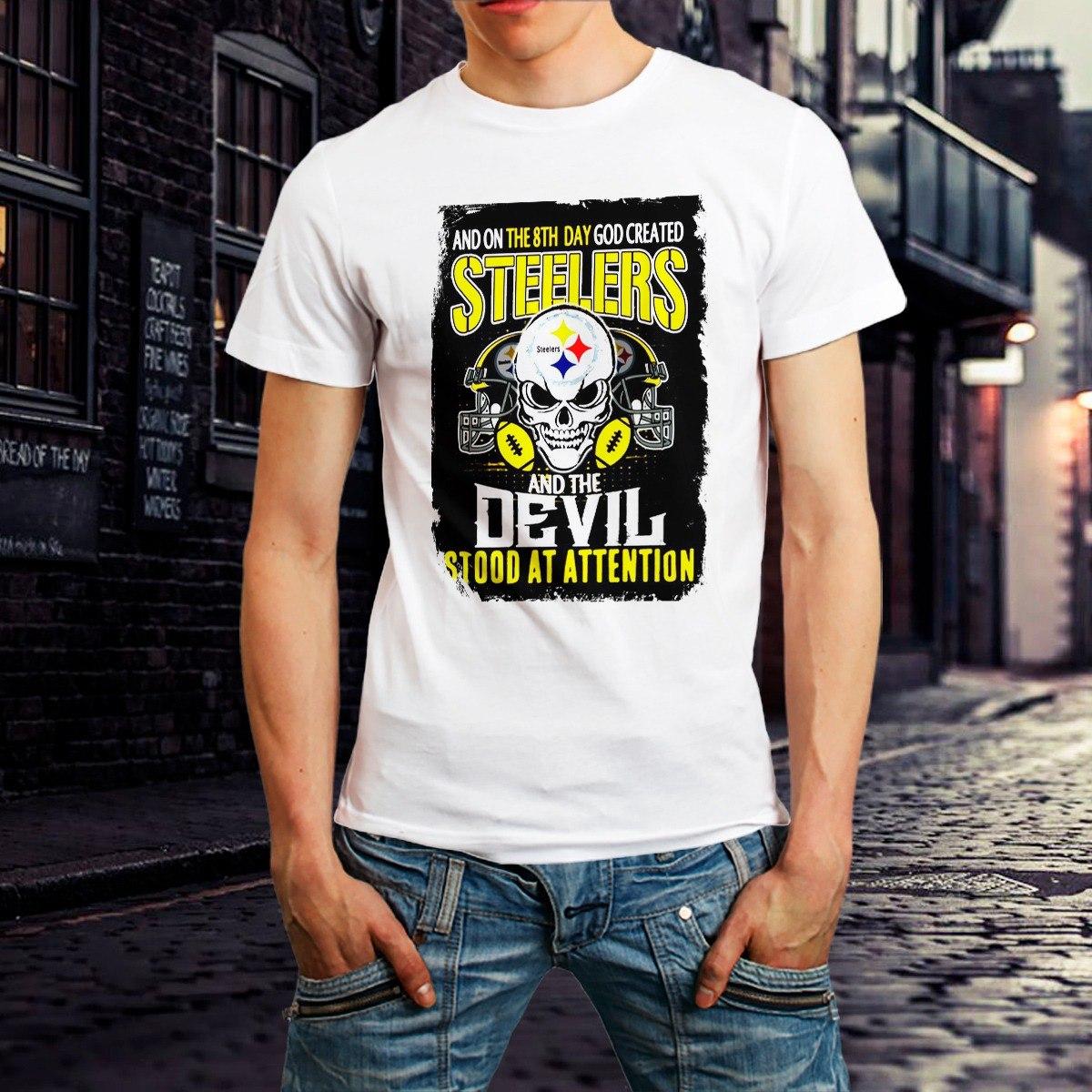 e3213e6e0c camiseta nfl steelers camisa futebol americano roupa homem. Carregando zoom.