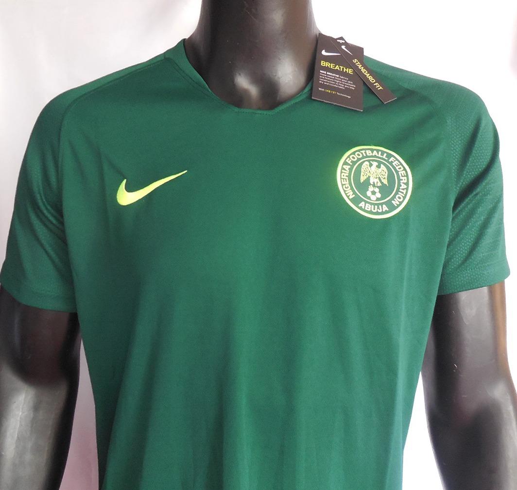 d314d59d1 camiseta nigeria mundial 2018 away nike. Cargando zoom.