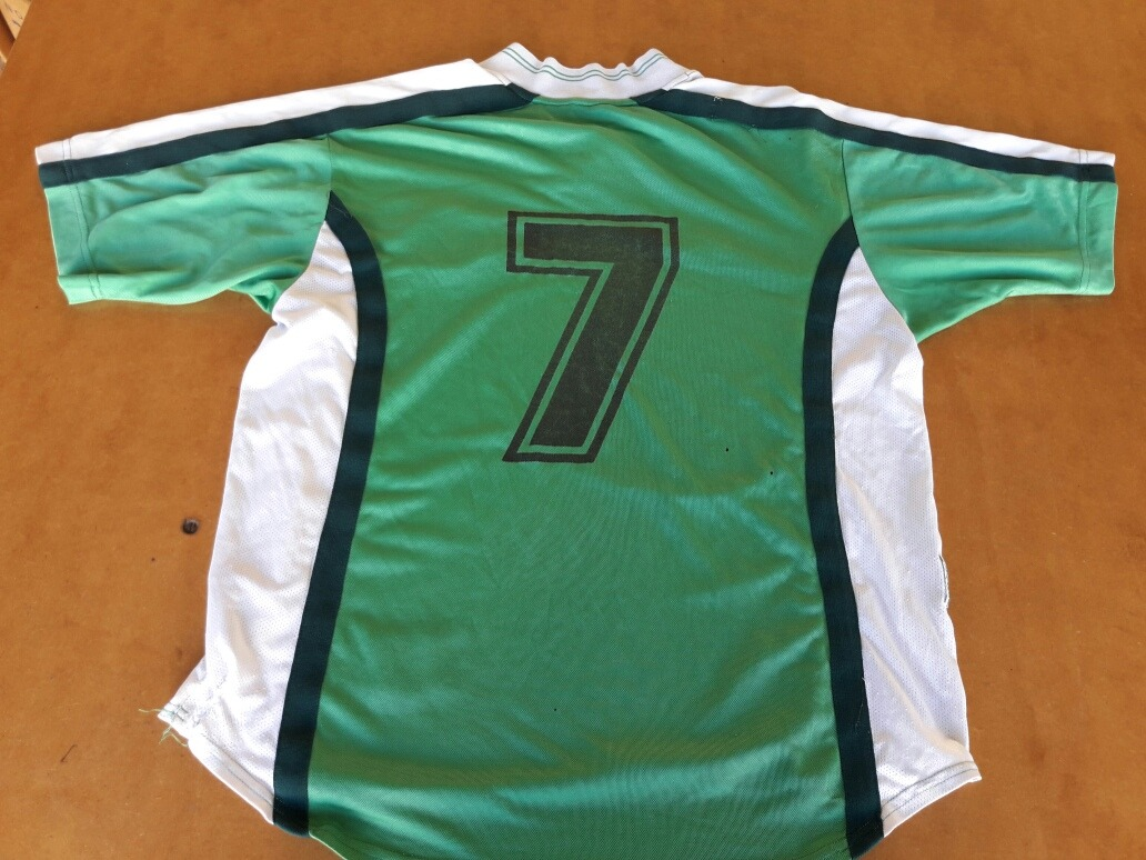 15b44c6809 camiseta nigeria nike 1998. Cargando zoom.