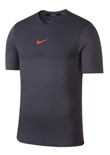descuento en venta auténtico auténtico brillante n color Camiseta Nike Aeroreact Rafa Nadal - 888206-009 - R$ 289,90 em ...