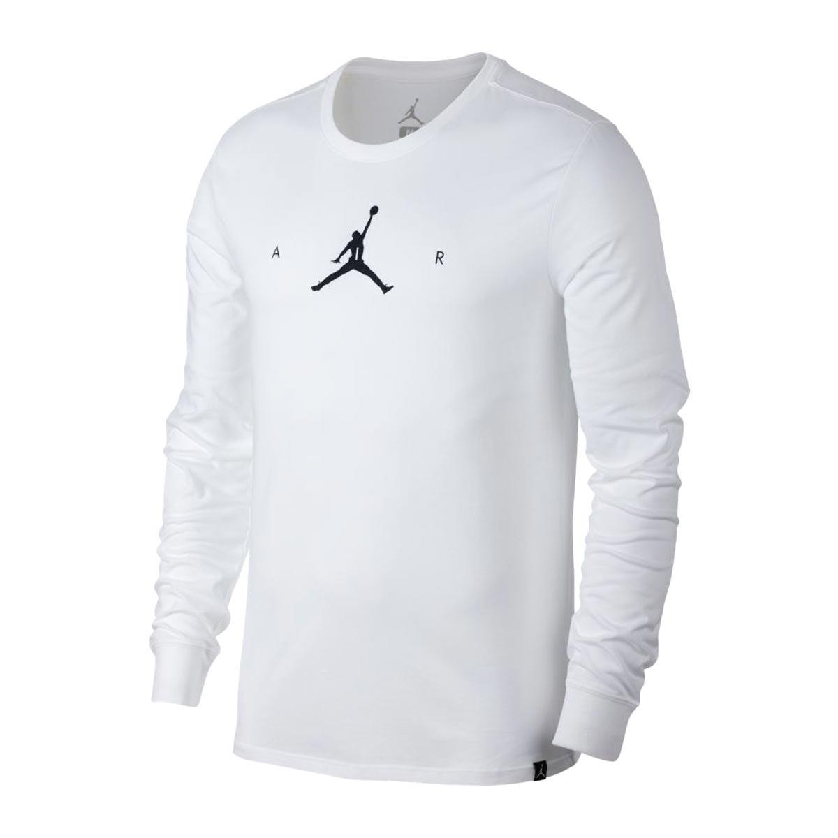 ba0810d548 camiseta nike air jordan jump man manga comprida top nike . Carregando zoom.