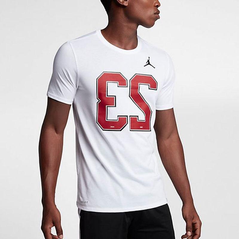 b0a229b0a733b Camiseta Nike Air Jordan Reverter 23 Jbsk Tee Basquete . - R  149