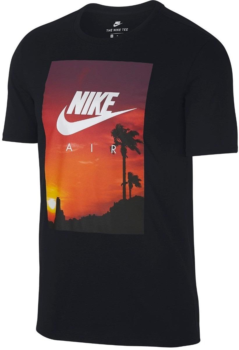 61d9b2ce580df Camiseta Nike Air Masculino - Preta - R  129
