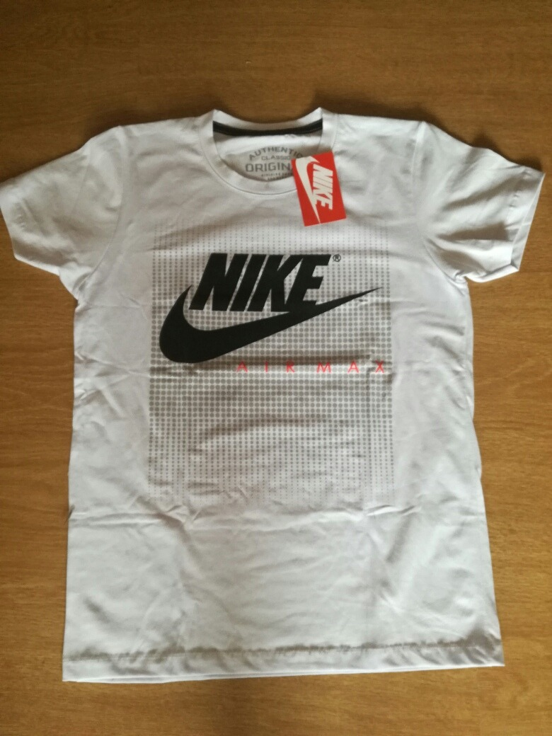 83ad81d88e7fc Camiseta Nike Air Max Slim M Blanca -   10.000 en Mercado Libre