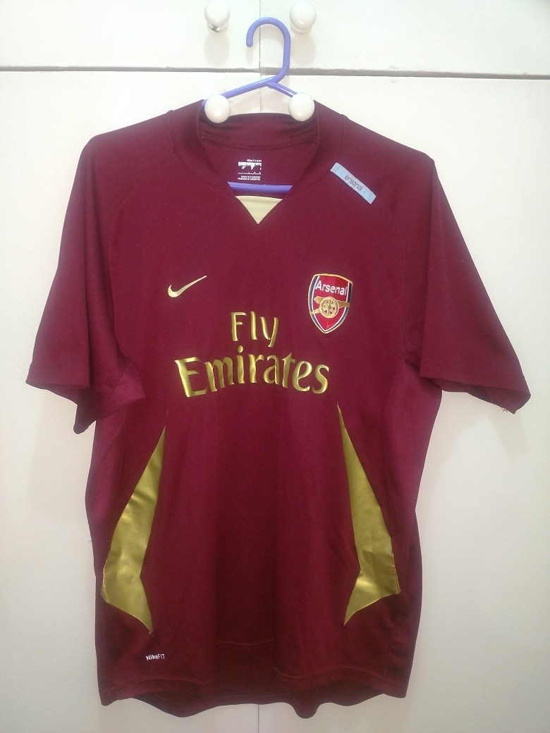 promoción especial venta minorista cupón doble Camiseta Nike Arsenal Talke L, No adidas, Puma - $ 1.000,00 en ...