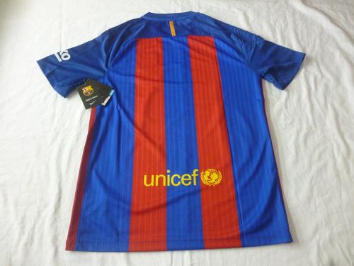 camiseta nike barcelona 2016 - 2017 original