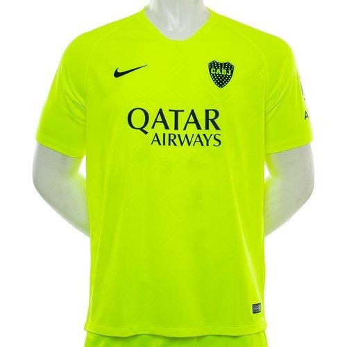 Camiseta Nike Boca Juniors 2019 Suplente 2 Stadium Original ... 60d078dac089f
