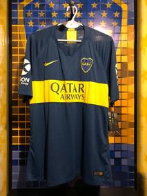 Juniors Titular Nike Camiseta Boca Match Original 2019 sdthCrBQx