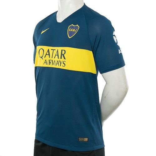 Camiseta Nike Boca Juniors 2019 Titular Match Originales! -   3.329 ... 7fb6b05438cf1