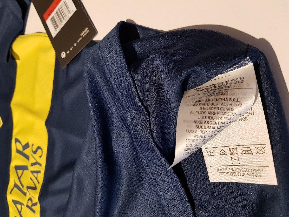 Camiseta Nike Boca Juniors 2019 Titular Niños Originales! -   2.049 ... 8578517010de1