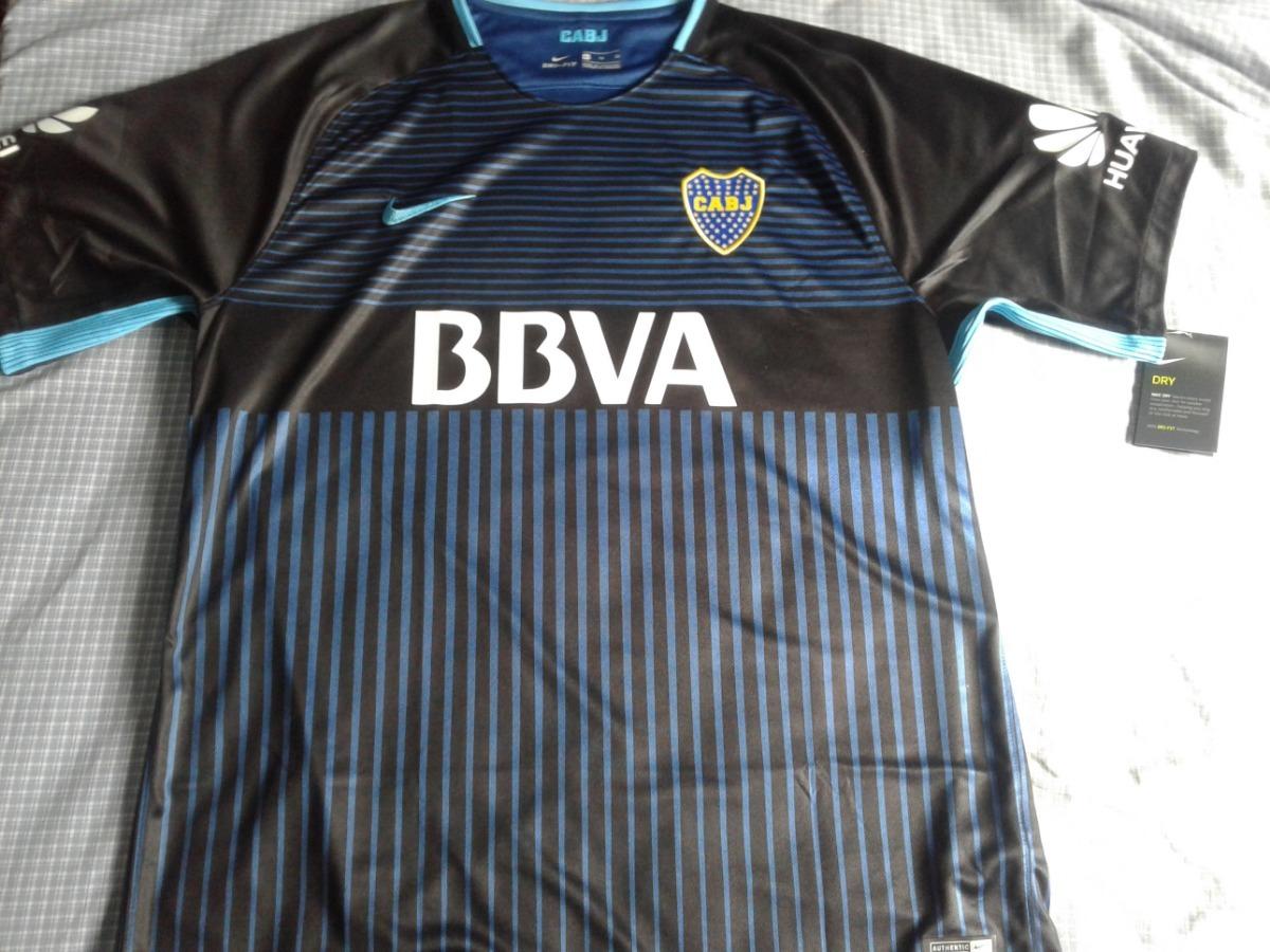 ff1426ce4 camiseta nike boca juniors alternativa 3 stadium 2017/18. Cargando zoom.