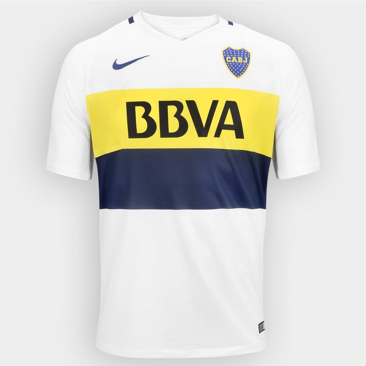 camiseta nike boca juniors alternativa stadium 2016 17. Cargando zoom. 4fc5dd734aed1