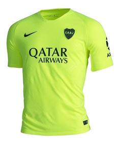 Stadium Boca 3rd Niño Nike Juniors Camiseta sQxhrdCBt