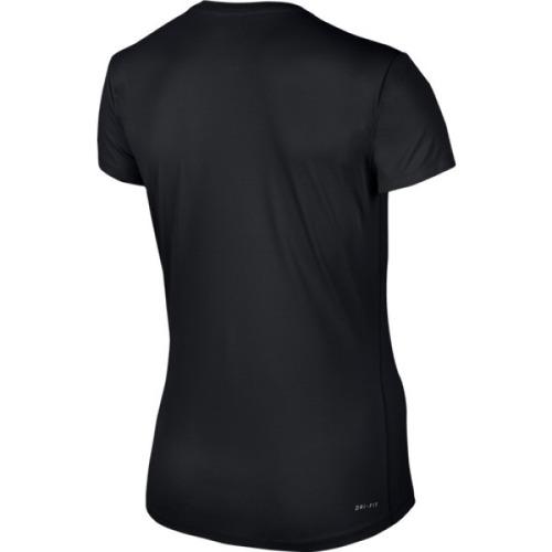 camiseta nike challenger ss para mujer