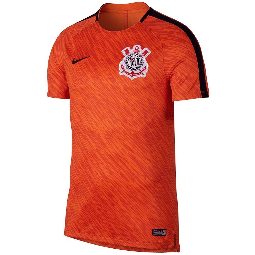 c7120f7580 camiseta nike corinthians treino 2018 original tênis preto. Carregando zoom.