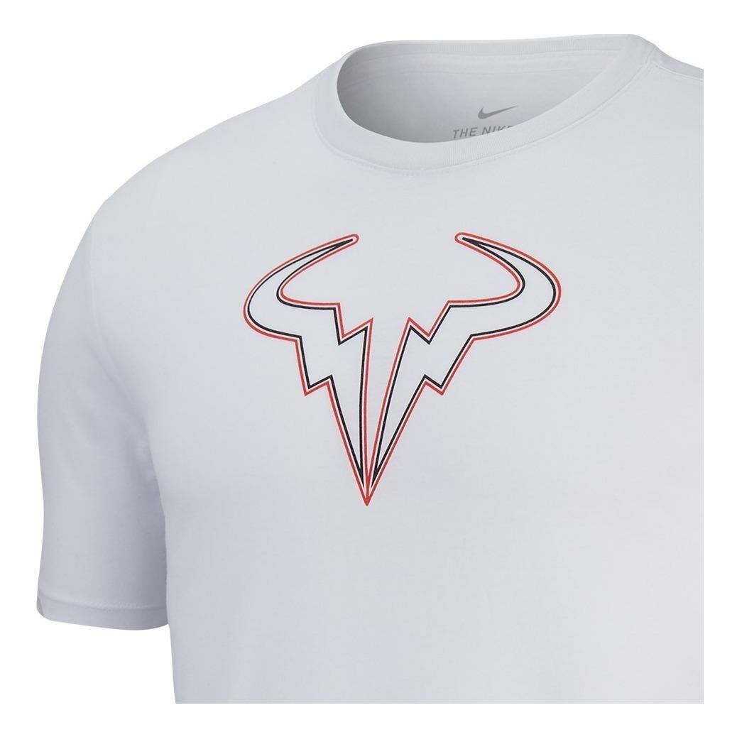 vanguardia de los tiempos mejores zapatos calidad Camiseta Nike Court Rafa Nadal Tennis Tee Original+envio ...