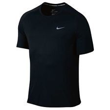 L 40 Player Correr Upf Nike Dry Fit Running Miler Camiseta 6AY8q