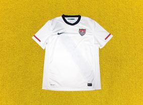 Camiseta Nike Estados Unidos 2010 11 Talla M, Usada