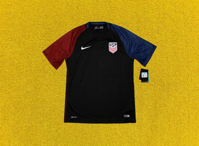 Camiseta Nike Estados Unidos 2015 Visita, Talla M, Original
