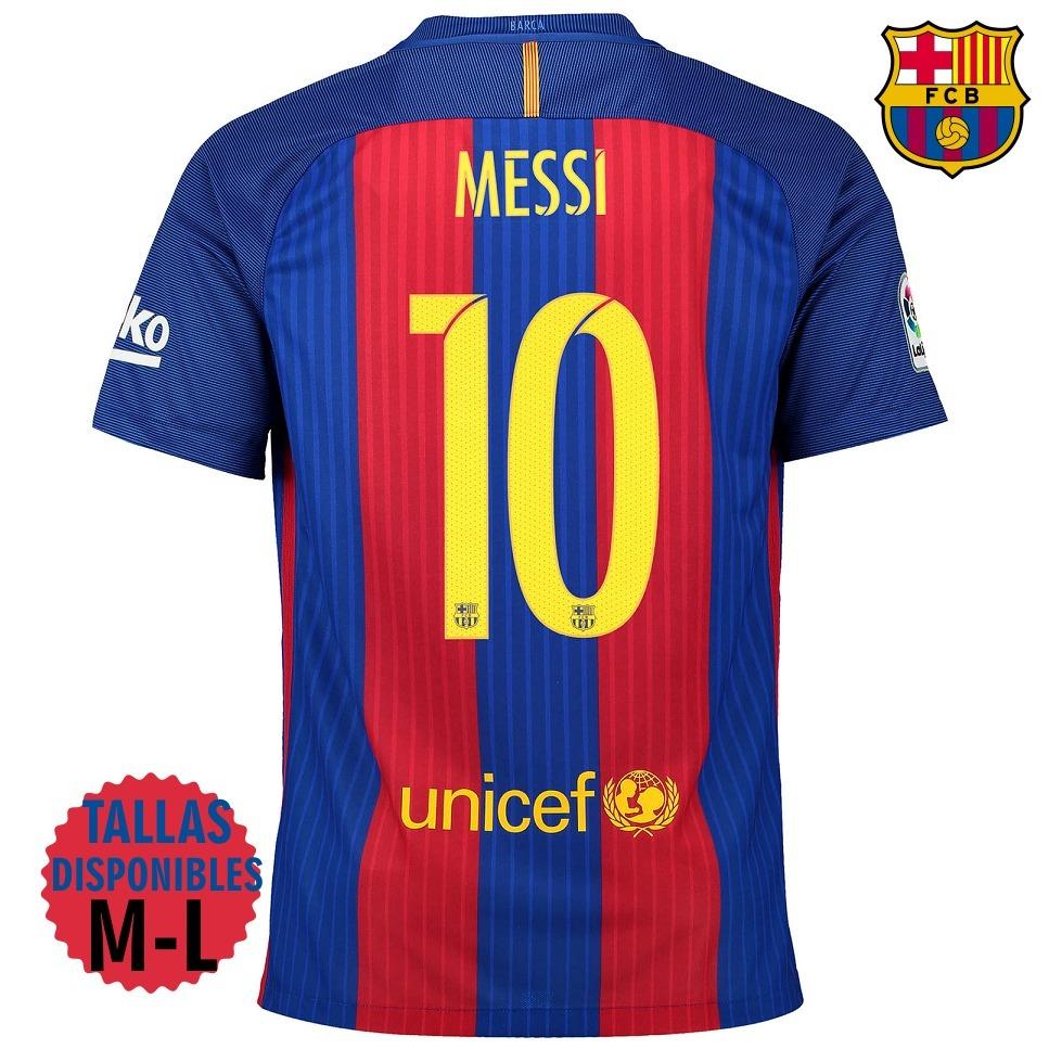 camiseta nike fc barcelona 2016 17 messi 10-100% originales! Cargando zoom. 518b32adbfd