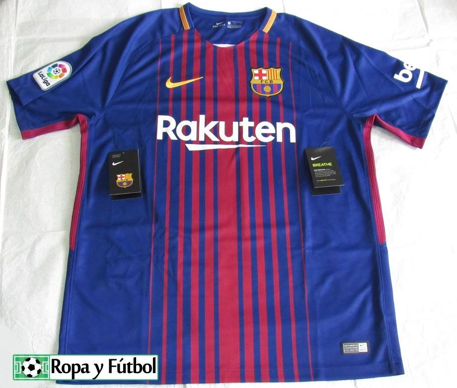 0d6ec87e0c3b6 camiseta nike fc barcelona stadium 2017 18 - 100% original ! Cargando zoom.