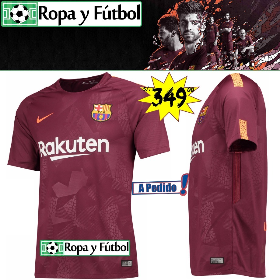 bf533a38b1417 camiseta nike fc barcelona stadium 2017 18 - messi 10 !!! Cargando zoom.